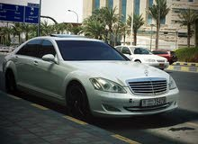 مرسيدس S550 2008 يتصدر عمان