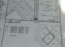 ارض للبيع  في الخابوره قصبيه البو سعيد  مفتوحه من جهتين وبقربها مسجد قيد الانساء يبعد عنها 50 متر