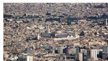 دمشق منطقة كشكول خلف بناء الفارس