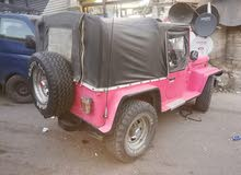 Manual Jeep 1972 for sale - Used - Amman city
