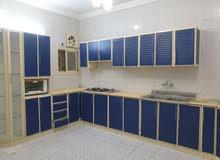 مطبخ + بوتقاز سطحي+فرن تركي+محطة تحلية منزلية