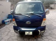 Diesel Fuel/Power   Kia Bongo 2006