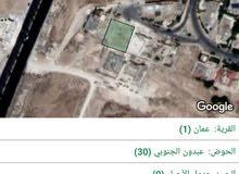 قطعة ارض مميزة للبيع بعبدون الجنوبي مميزة جدا خلف السفارة السعودية