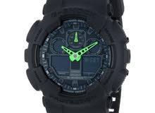 Casio Men's GA-100C-1A3CR 'G-Shock' Black Resin
