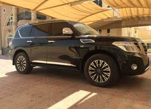 Nissan Patrol LE 2015, V8 5.6L,Full Option,GCC