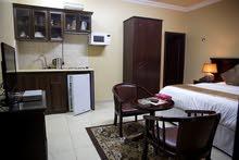 بيت المسرة للأجنحة الفندقية - كورنيش الخبر يقدم خصومات هائلة على الايجار الشهري للعائلات والعزاب