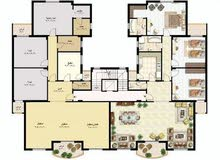 شقة سكنية بمدينة الرحاب