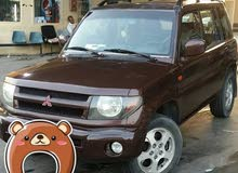 Used condition Mitsubishi Pajero 2000 with +200,000 km mileage
