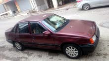 Manual Maroon Opel 1990 for sale