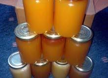 عسل طبيعي ربيعي اوكراني