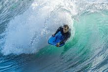Bodyboard for surfing