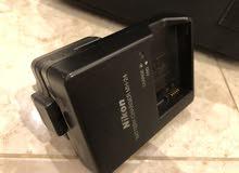 كاميرا احترافية نيكون Nikon D5200 مستعمل قليل
