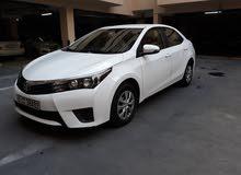 Toyota Corolla 2015 1.6 SE .. 58000 kms .. Urgent Sale!!