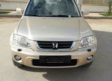 Used condition Honda CR-V 2005 with +200,000 km mileage