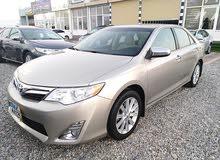 كامري 2013 للبيع السيارة بحالة ممتازة