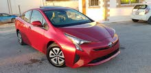 Toyota Prius 2017 For sale - Maroon color