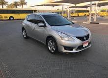 Nissan Tiida 2016 - Automatic