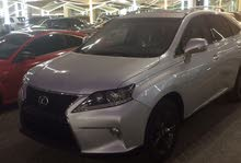 Lexus RX made in 2013 for sale