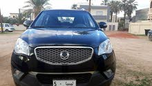 70,000 - 79,999 km SsangYong Korando 2012 for sale