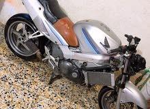 Basra - Honda motorbike made in 2013 for sale