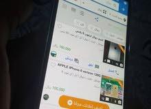اس4 ك,ت والبطاريه جديد ااوكاله اسبرنت فيه دكمه من تحت والباقي ع الفحص
