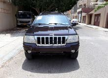 Automatic Maroon Jeep 2004 for sale