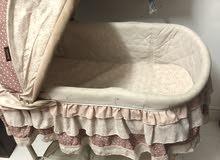 سرير اطفال جونيورز من سنتر بوينت لون بيج