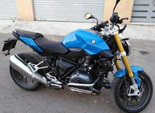 Used BMW motorbike is up for sale