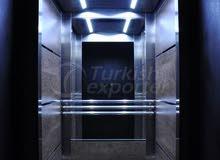 مصعد كهربائي ثلاث طوابق ماركة Vital