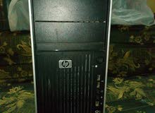 Own a Used HP Desktop compter