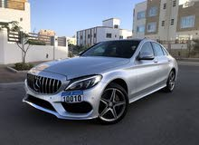 Used condition Mercedes Benz C 300 2016 with  km mileage