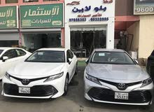 Gasoline Fuel/Power car for rent - Toyota Camry 2019