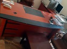 مطلووووووب اثاث مكتبي مستعمل ونظيف