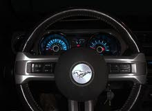Black Ford Mustang 2013 for sale