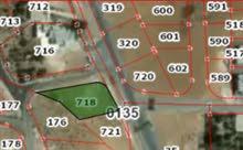 قطعه مميزه في خشافية الدبايبه حوض رجم مسلم 923 متر تقع على شارعين 20 متر و12 متر
