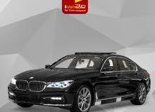 بي ام دبليو 730LI موديل 2019