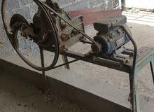 مكينة تقصيص أعلاف مستعمله