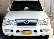Used condition Lexus LX 2002 with  km mileage