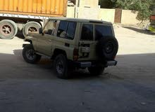 Available for sale! 10,000 - 19,999 km mileage Toyota Land Cruiser J70 1990