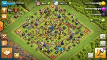 clash of clans , Level 12 .. كلاش اوف كلانس .. حسابات