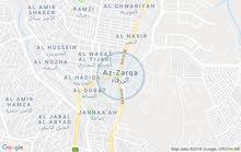 الزرقا حي الحسين