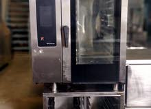Used Electric Oven - 10 Trays with Stand