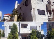 للبيع عمارة بتلاع العلي تتكون من 3 شقق مشطبين و شقة عظم و سطح صادر له ترخيص بناء شقة خامسة