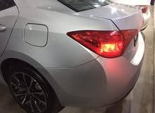 Corolla 2017 - New Automatic transmission