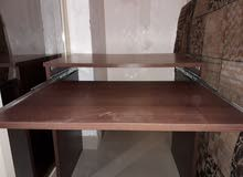 For sale Tables - Chairs - End Tables that's condition is Used - Ajman
