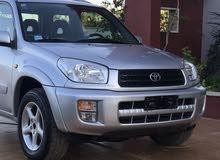 km Toyota RAV 4 2005 for sale