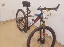 دراجه جبليه وشارع  ماركه عالميه واكبر مقاس 29 كبار  رقم هاتف 95540802 سعر 80 ما