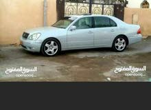 0 km Lexus LS 2002 for sale