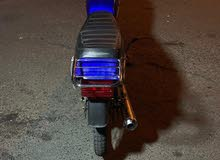 Suzuki motorbike is available for sale