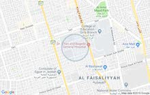 شقق للايجار في حي الفيصلية